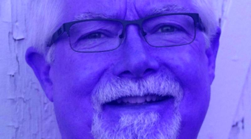 James Watkins blue man