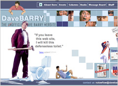 DaveBarryWebsite