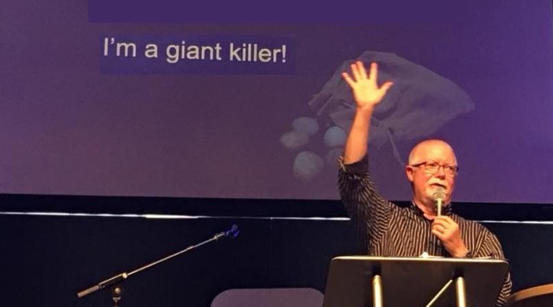 I'm a Giant Killer!