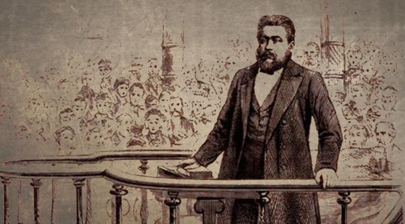 Charles Spurgeon depression