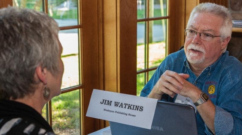 James Watkins editor
