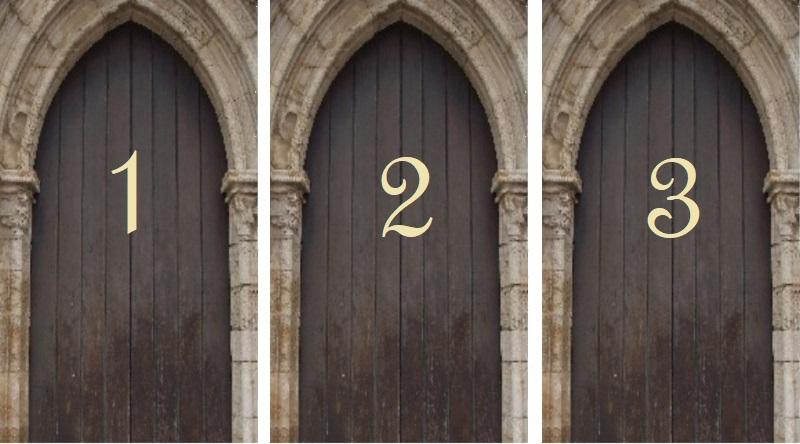 Gods will doors