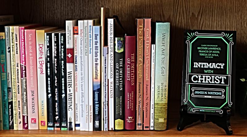 James Watkins' books