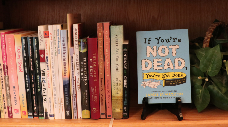 James Watkins books