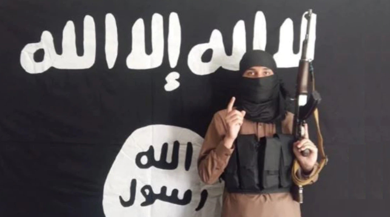 suicide bomber terrorist